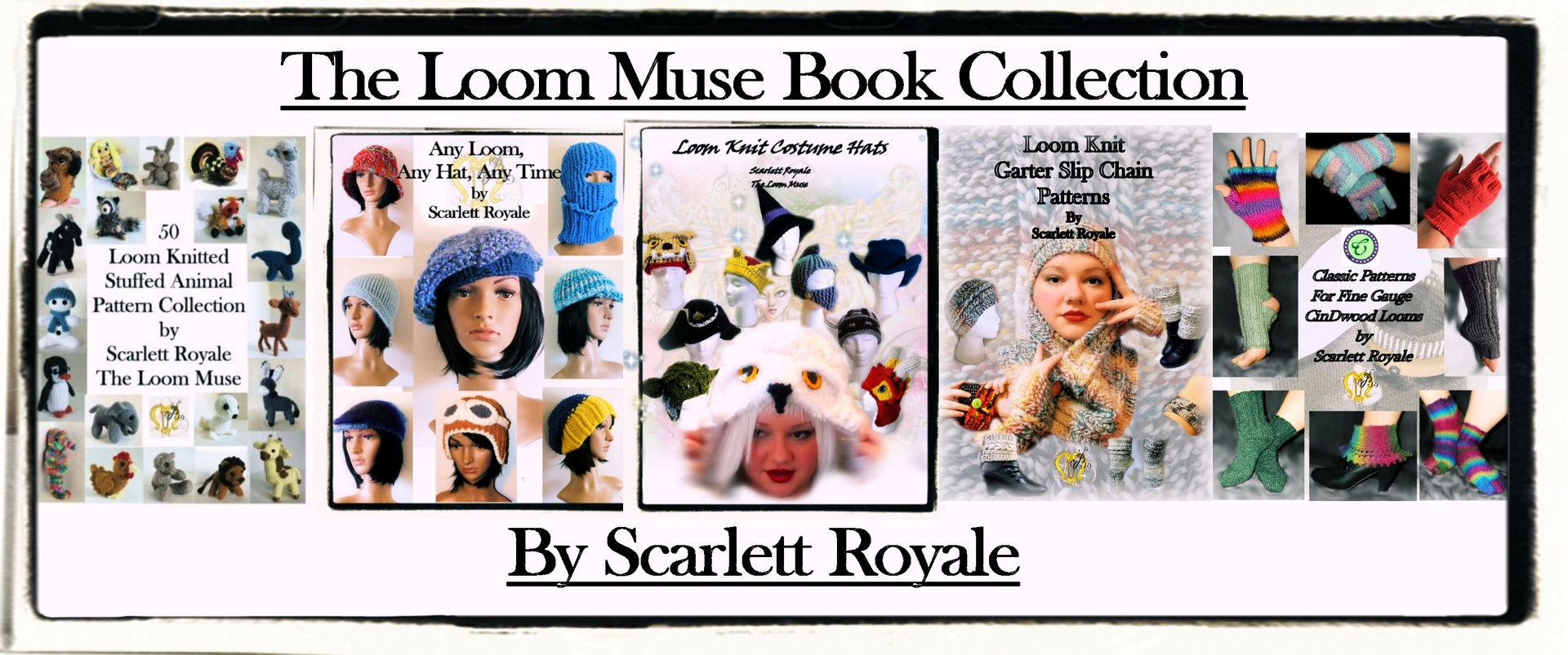 Scarlett Royale The Loom Muse - Home